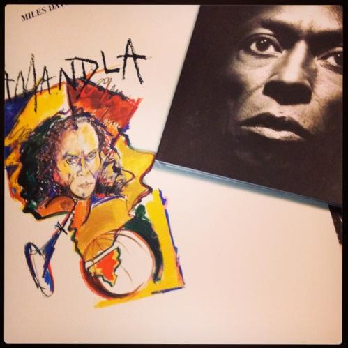 Tutu i Amandla de Miles Davis.